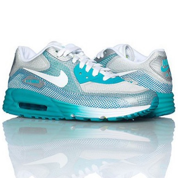 wholesale dealer 2925e 36b96 Nike Shoes | Air Max Lunar90 C30 Silverturbo Green Sz 7 | Poshmark